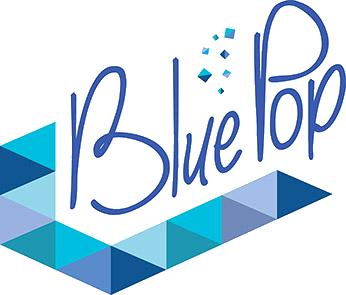Logo Bluepop